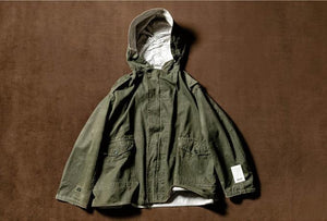 Hooded Jacket / Q-1 / 03