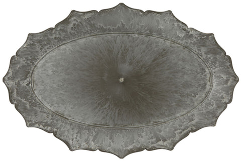 Decoration Tray - Oval