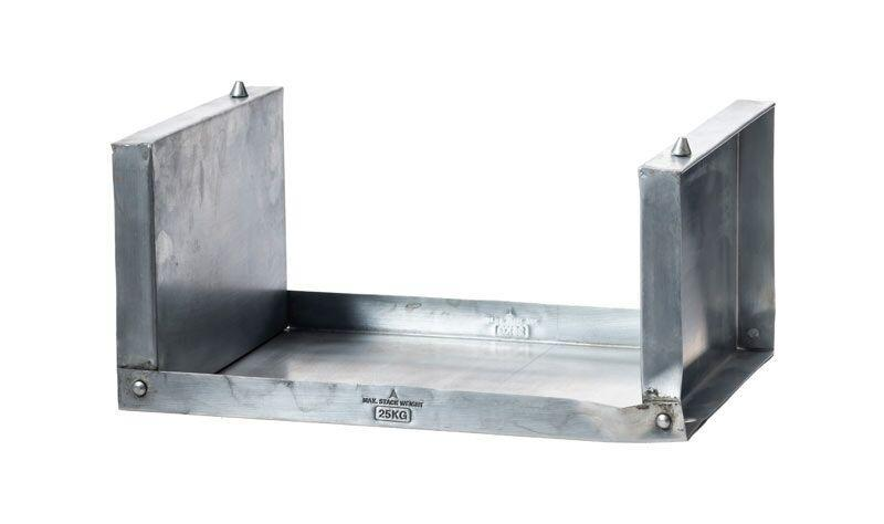 STEEL RACK UNIT H18