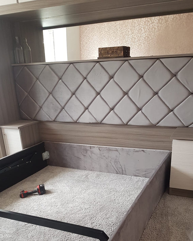 Wallboards and wall panels