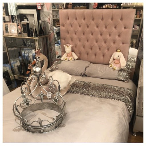 Ashleigh Jane Mirrored Bed
