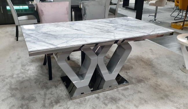 Delux marble table