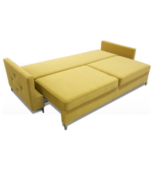 California 3 seater sofa bed
