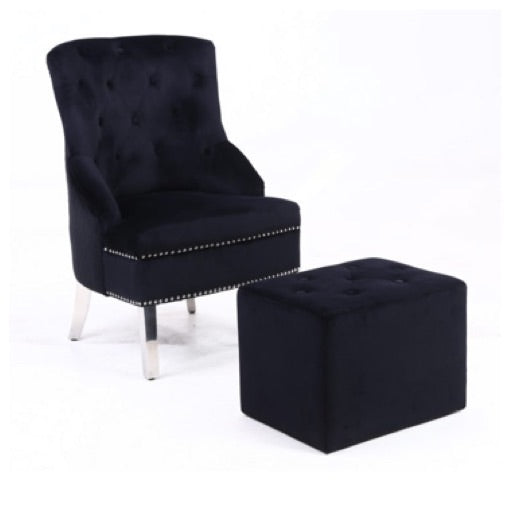 Lion knock luxury  wing chair