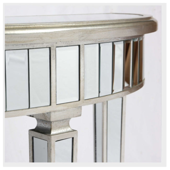 Valencia moon console table