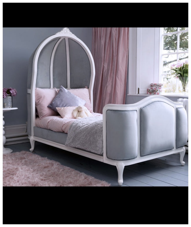 Beaufort bed available as a single or Double