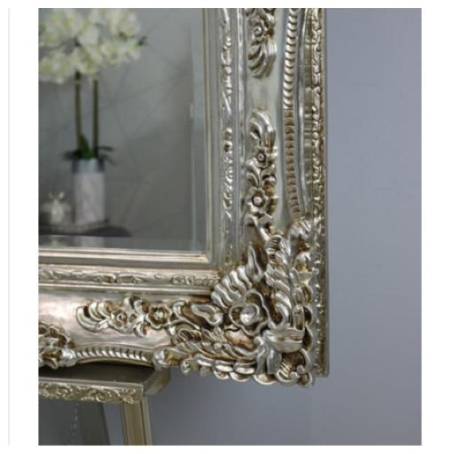 Large Ornate Paris mirror