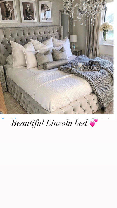 Lincoln bed.