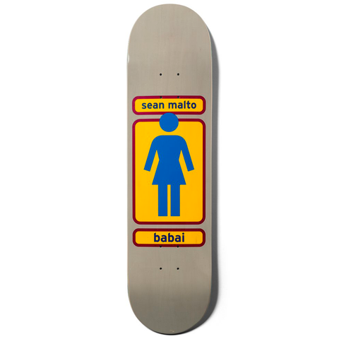 Tabla Girl 93 Til Malto - 8.25''