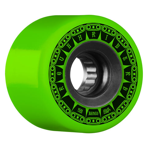 Llantas Bones - ATF Rough Rider Tank 59mm 80a 4pk Green