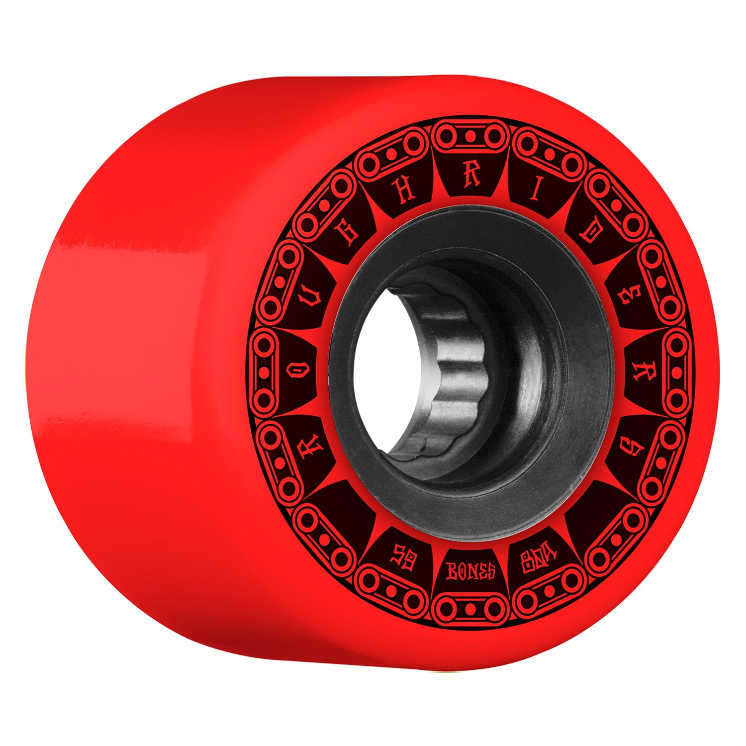 Llantas Bones - ATF Rough Rider Tank 59mm 80a 4pk red