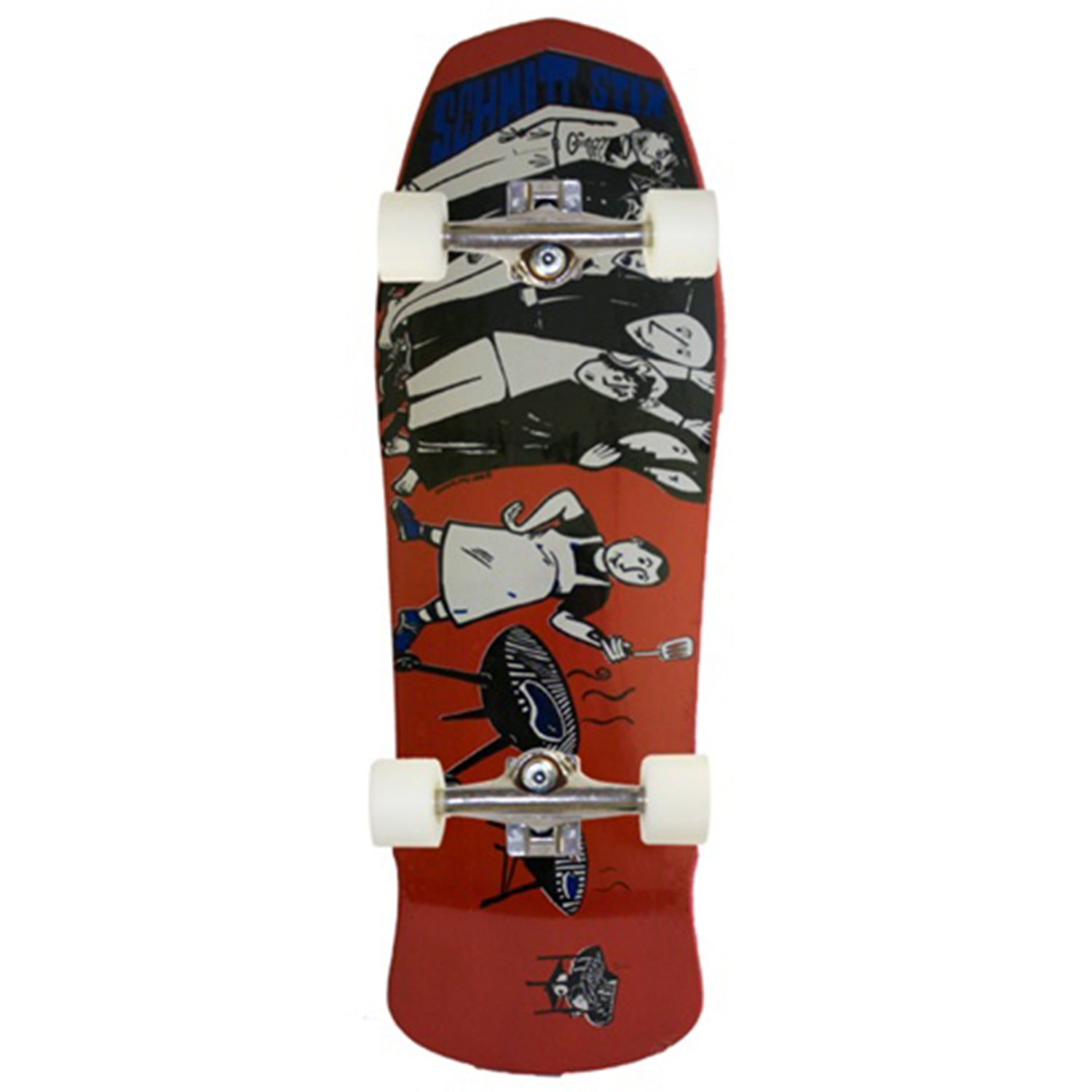 JOE LOPEZ BBQ MINI CRUISER