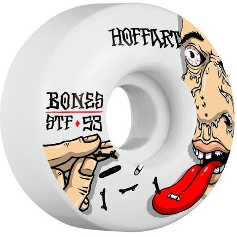 Llantas Bones - STF Pro Hoffart Addicted Locks V2 53mm 4pk