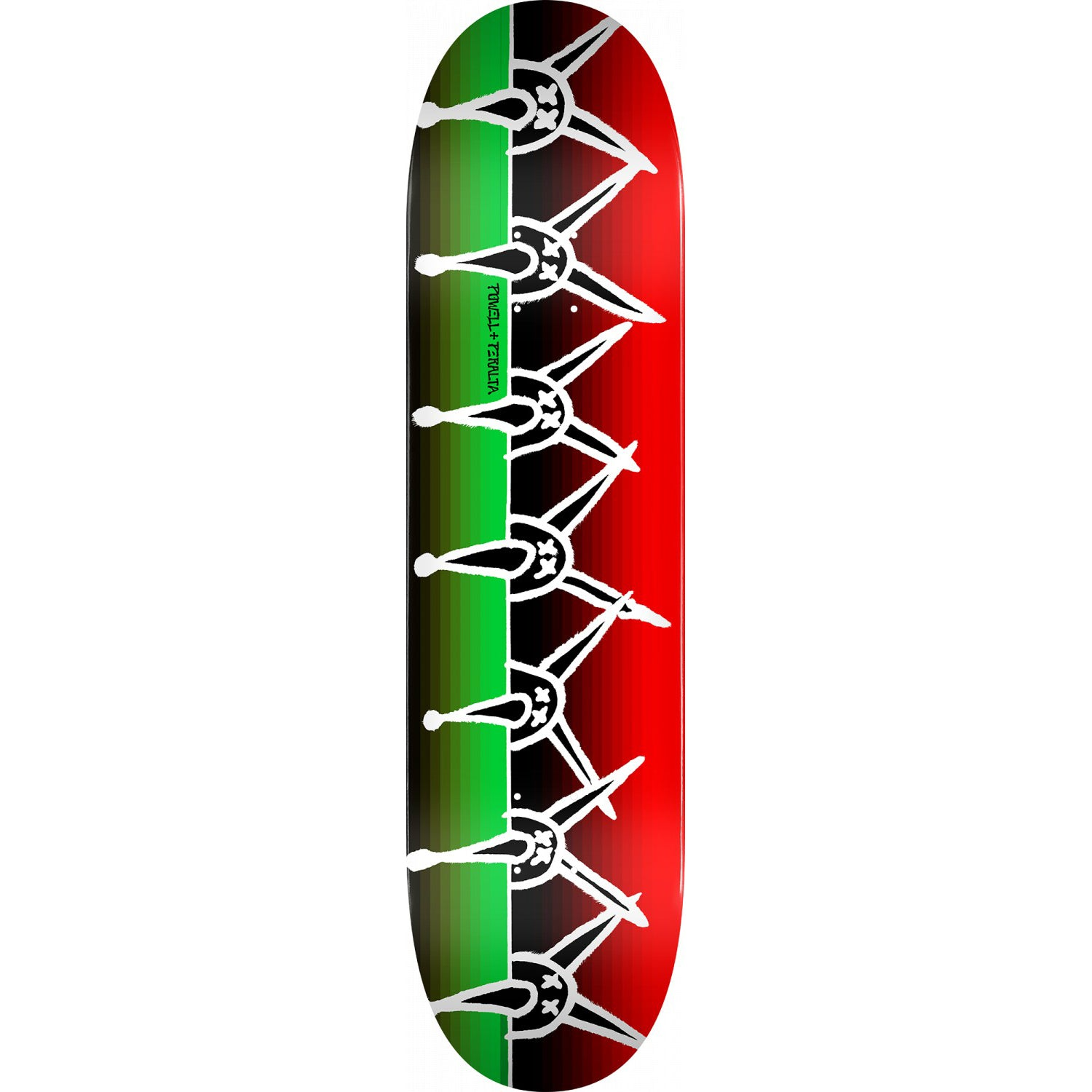 Vato Rat Band Green-Red K20 8.25