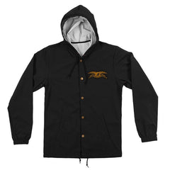 Casaca AntiHero - Stock Eagle Patch Jacket blk