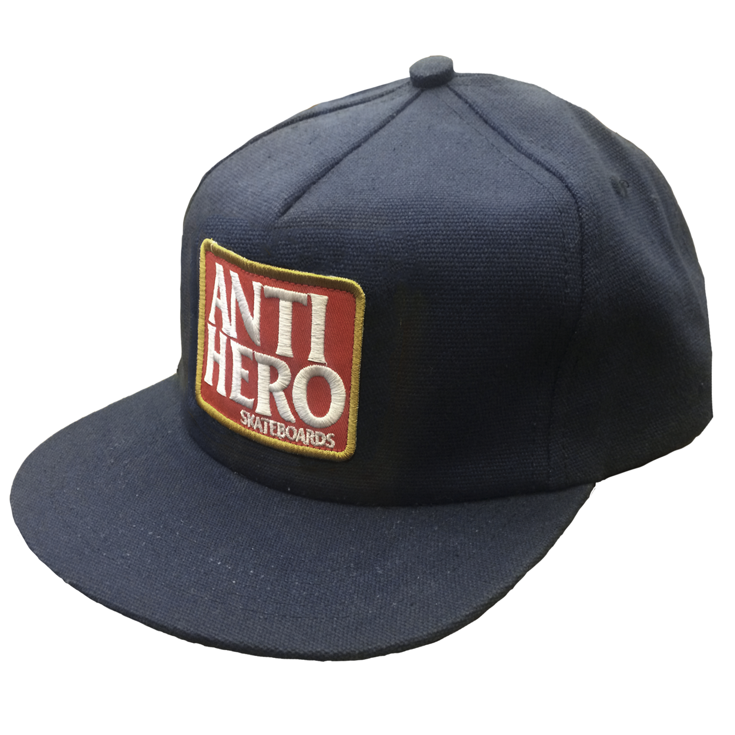 Gorra Antihero - Reserve Patch navy