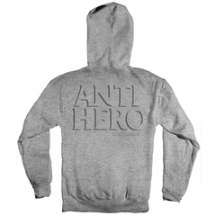 Capucha Antihero - Drophero Grey