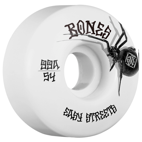 Llantas Bones Black Widow Easy Streets 54mm