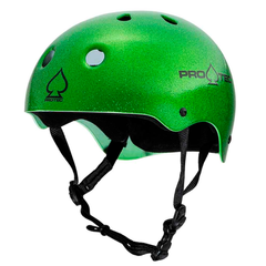 Casco Pro-tec Classic Candy Green Flake