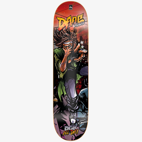 Tabla DGK Apocalypse Vaughn - 8.06