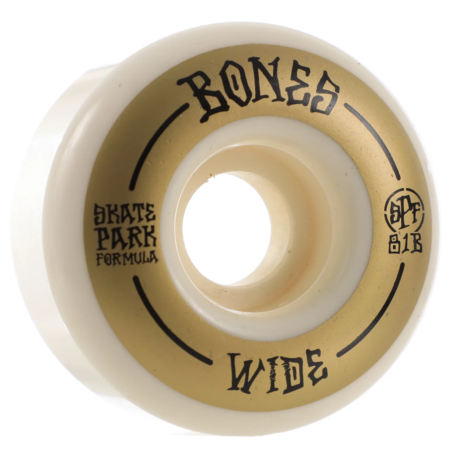 Llantas Bones SPF Wide gold - 54mm, 55mm
