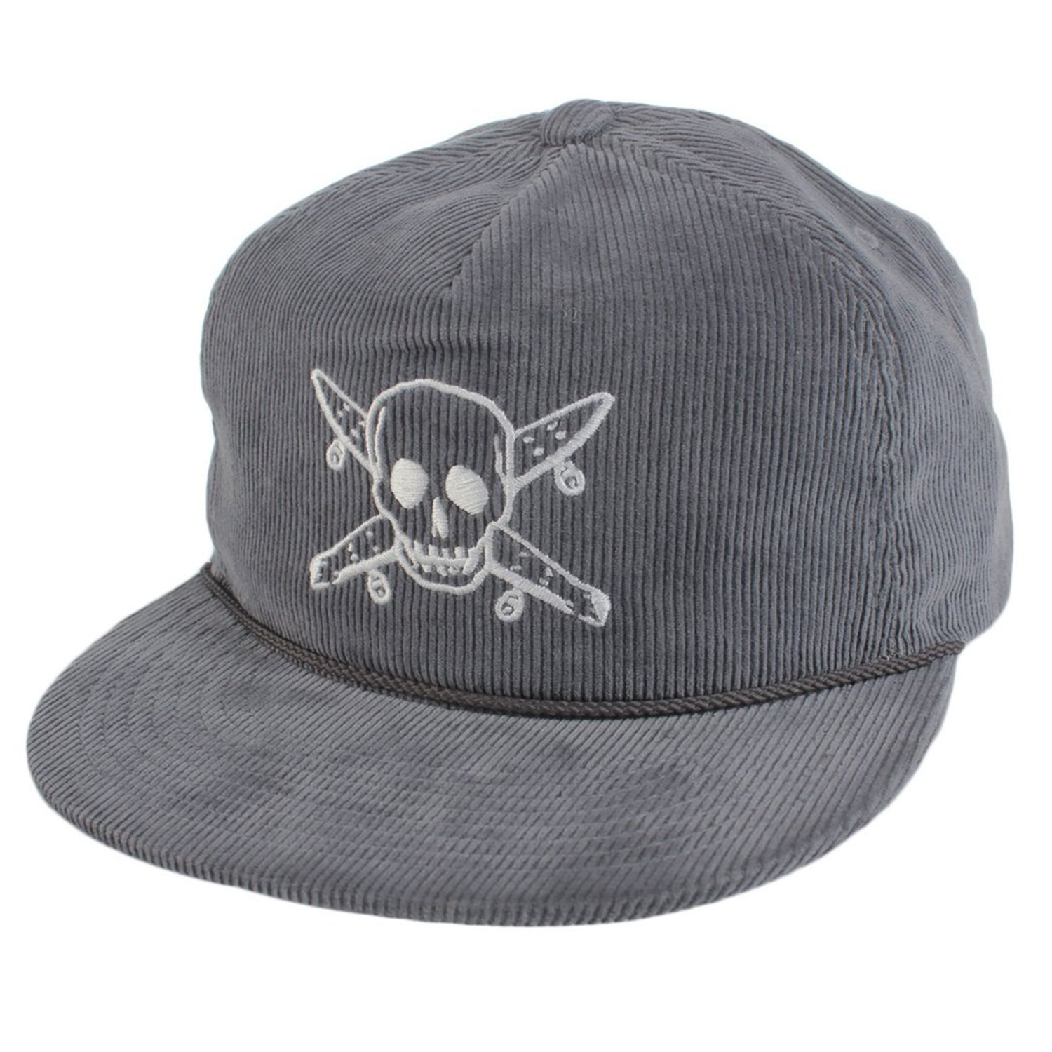 Gorra Fourstar - Pirate Cord Grey