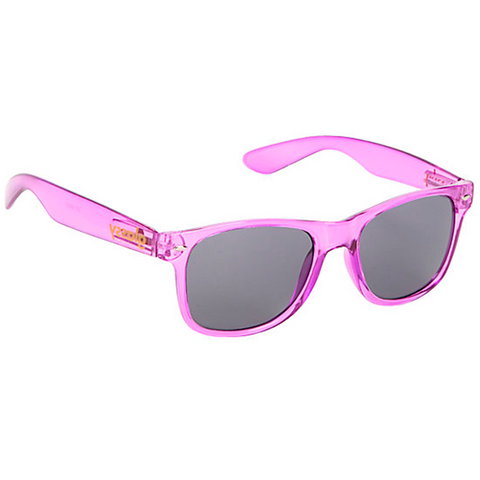 Lentes de Sol Glassy Nu Clear Purple