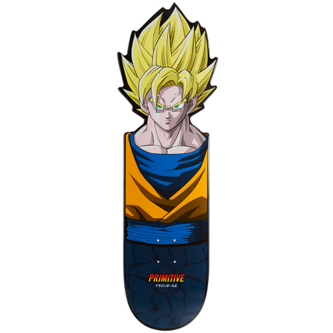 Tabla Primitive x DBZ Goku Team Cruiser - 10.0