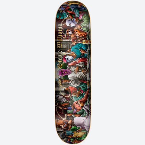 Tabla DGK Last Supper Williams - 8.25""