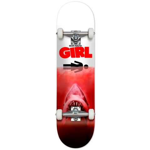 Skate Completo Girl Malto Blood Bath - 7.75''
