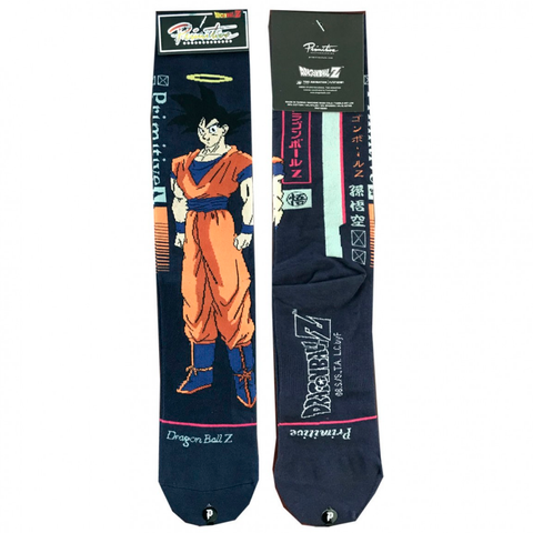 Medias Primitive x DBZ Goku Graphic
