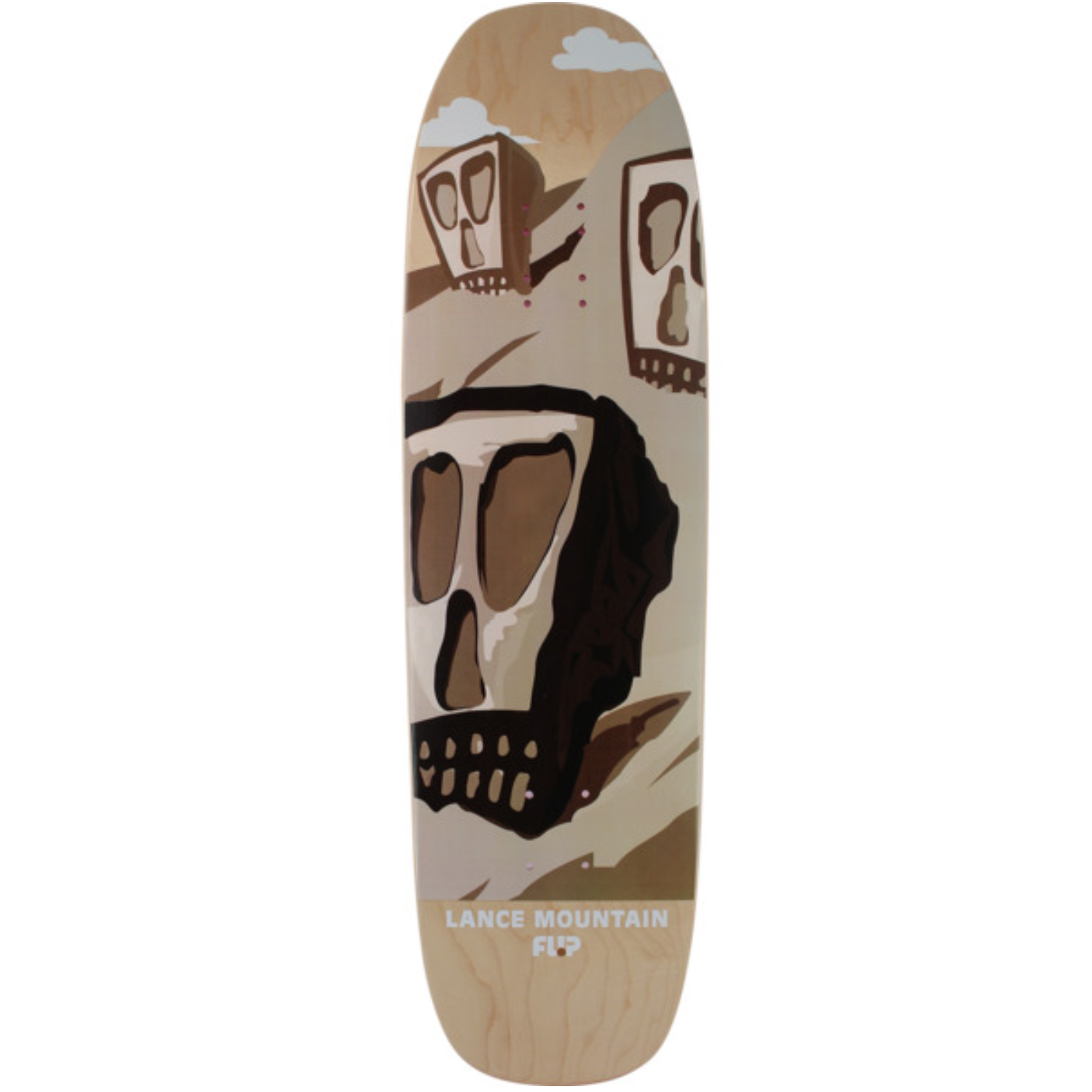 Tabla Flip Mountain Boarding Pass - 9´´
