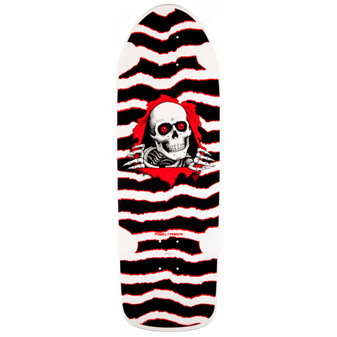 Tabla Powell Peralta OG Ripper White/Red - 10''