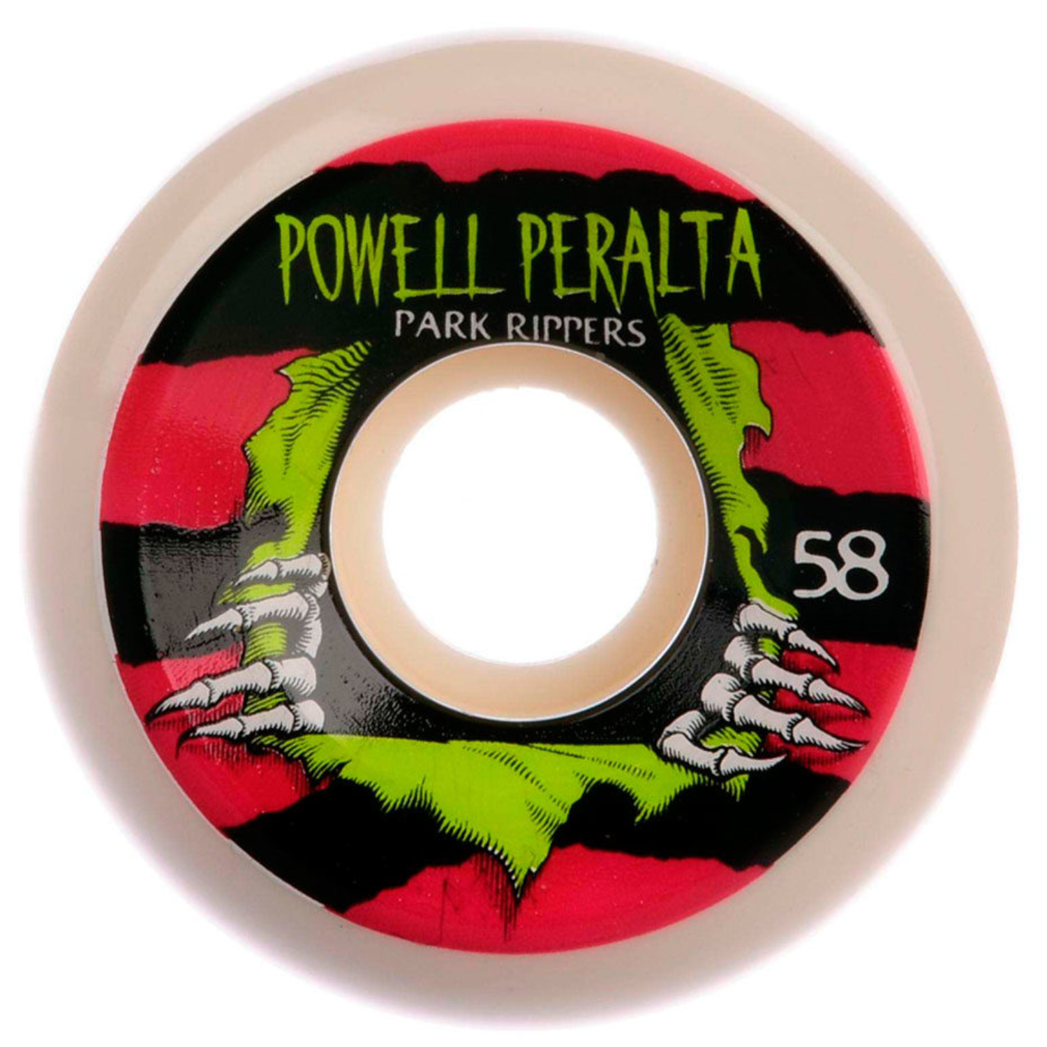 Llantas Powell Peralta Park Rippers 58mm