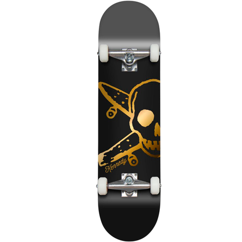 Skate Completo Girl Kennedy Street Pirate - 8''
