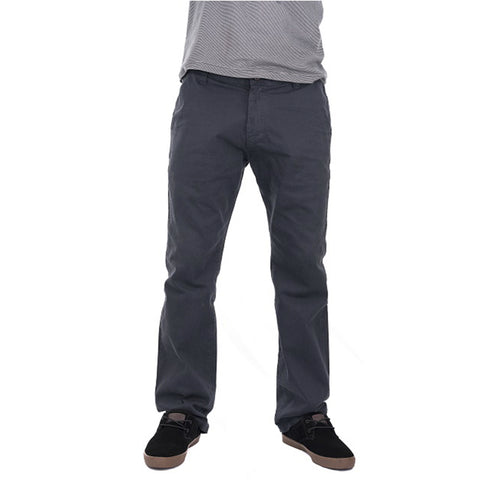 Pantalon V-Natural Chino plomo