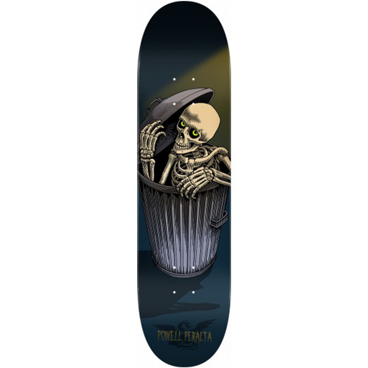 Tabla Powell Peralta Garbage Can Skelly - 8''