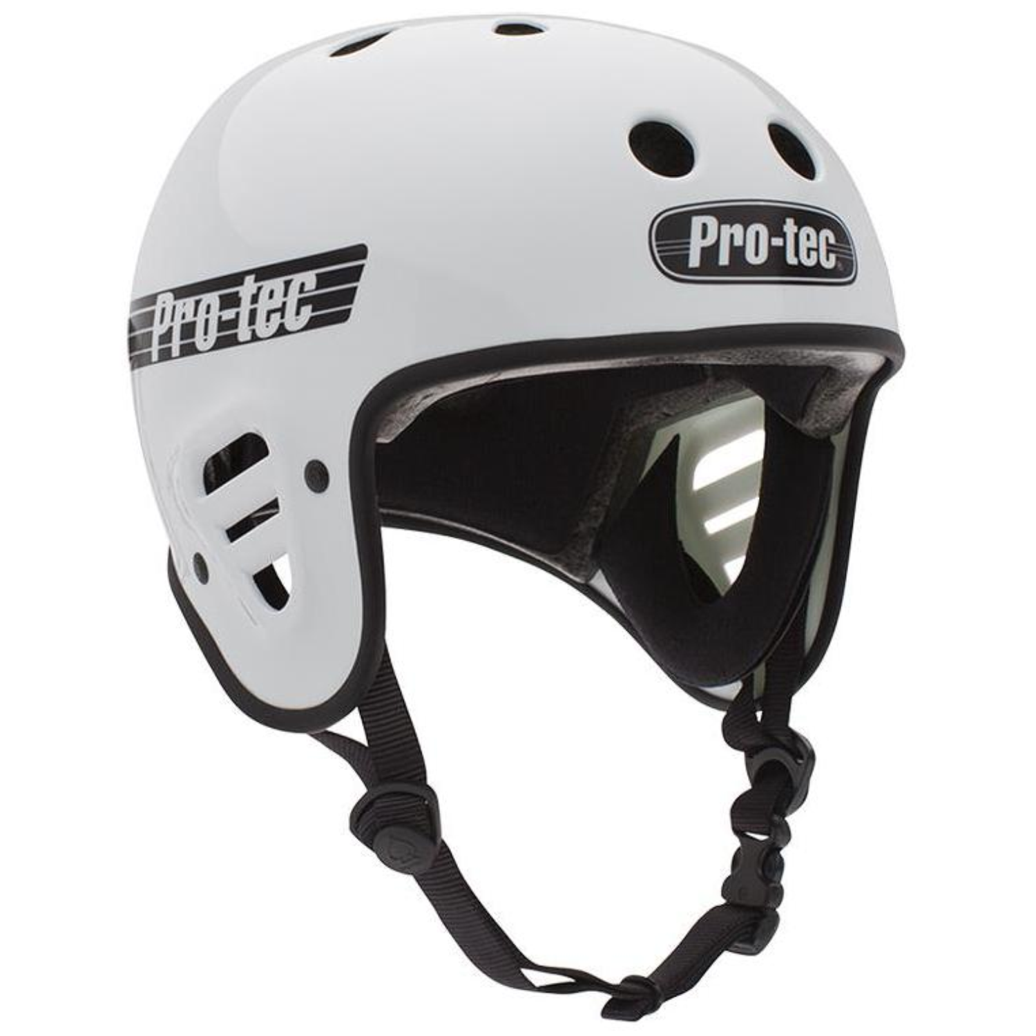 Casco Pro-tec Full Cut gloss white
