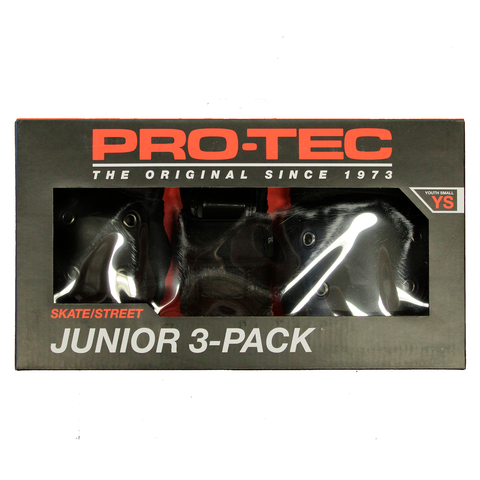 Proteccion Pro-tec Junior 3 pack