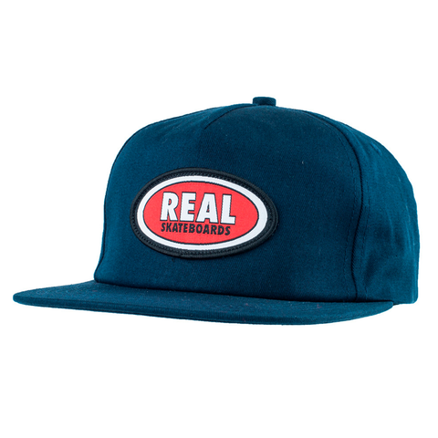 Gorra Real - Oval