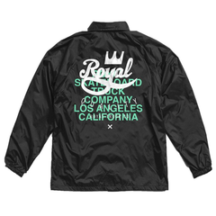Casaca Royal - Overprint