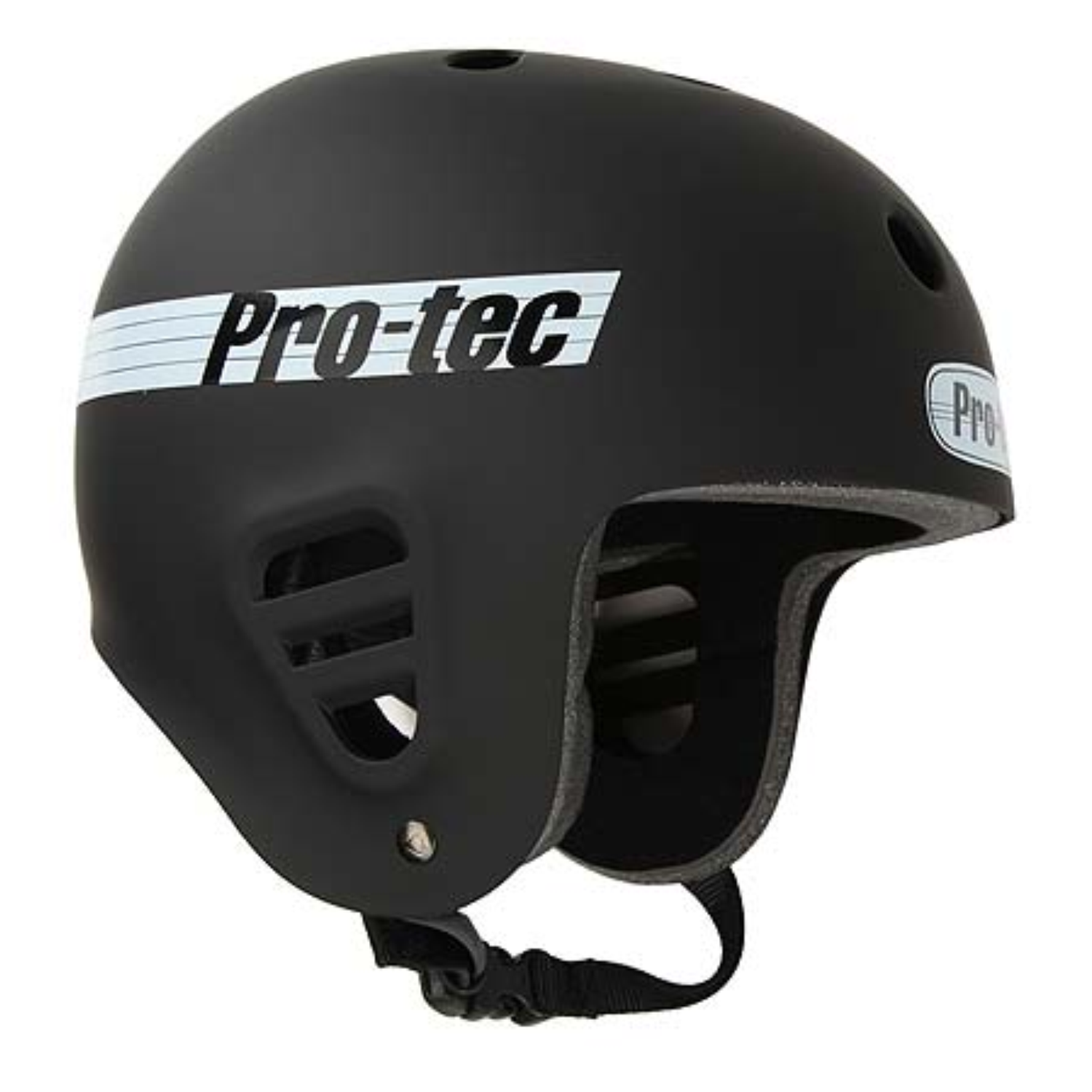 Casco Pro-tec Full Cut rubber black