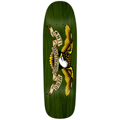 Tabla Antihero Shaped Eagle Overspray Green Giant- 9.56''