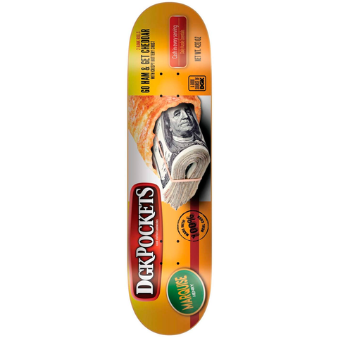 Tabla DGK Ghetto Snacks Quise - 8.25