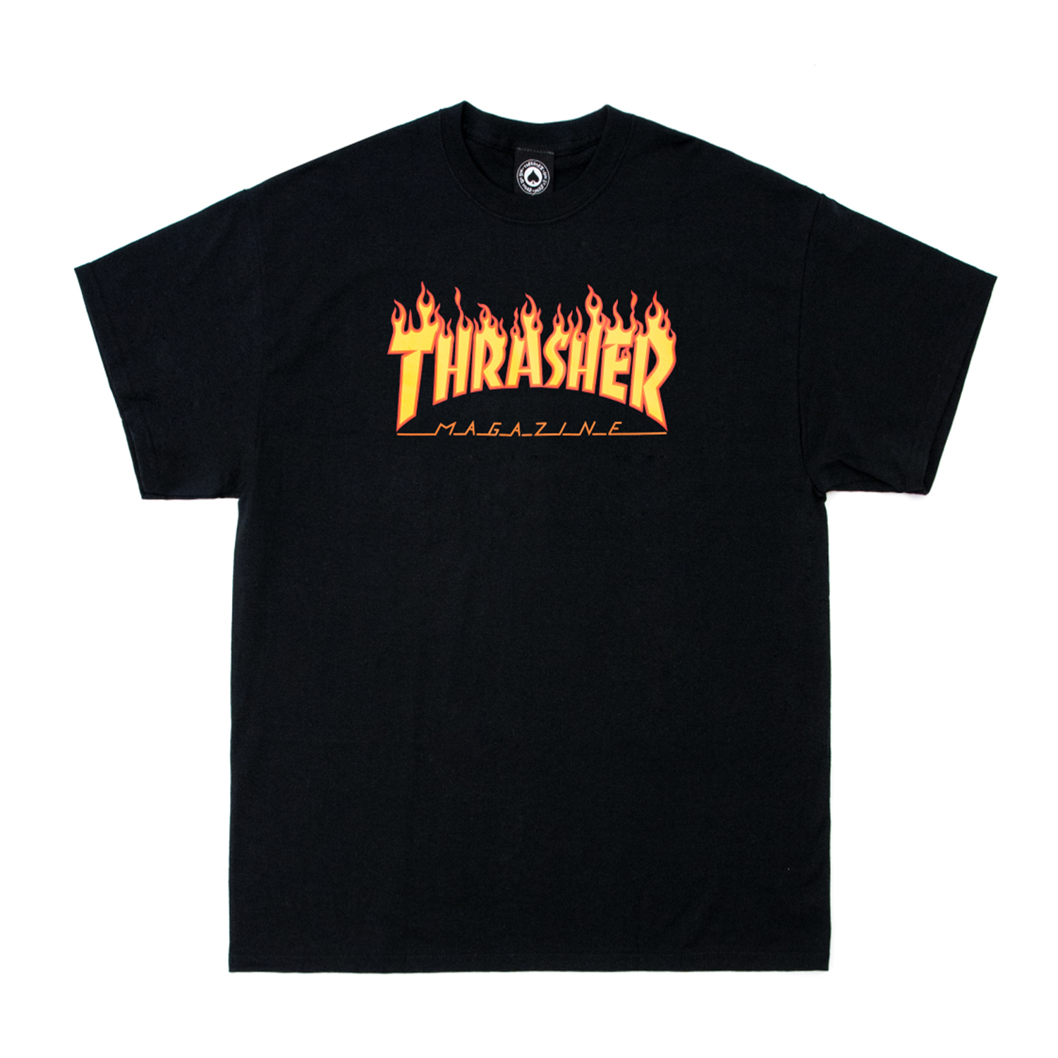 Polo Thrasher - Flame black