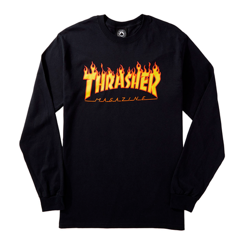 Polo Thrasher - Flame LS