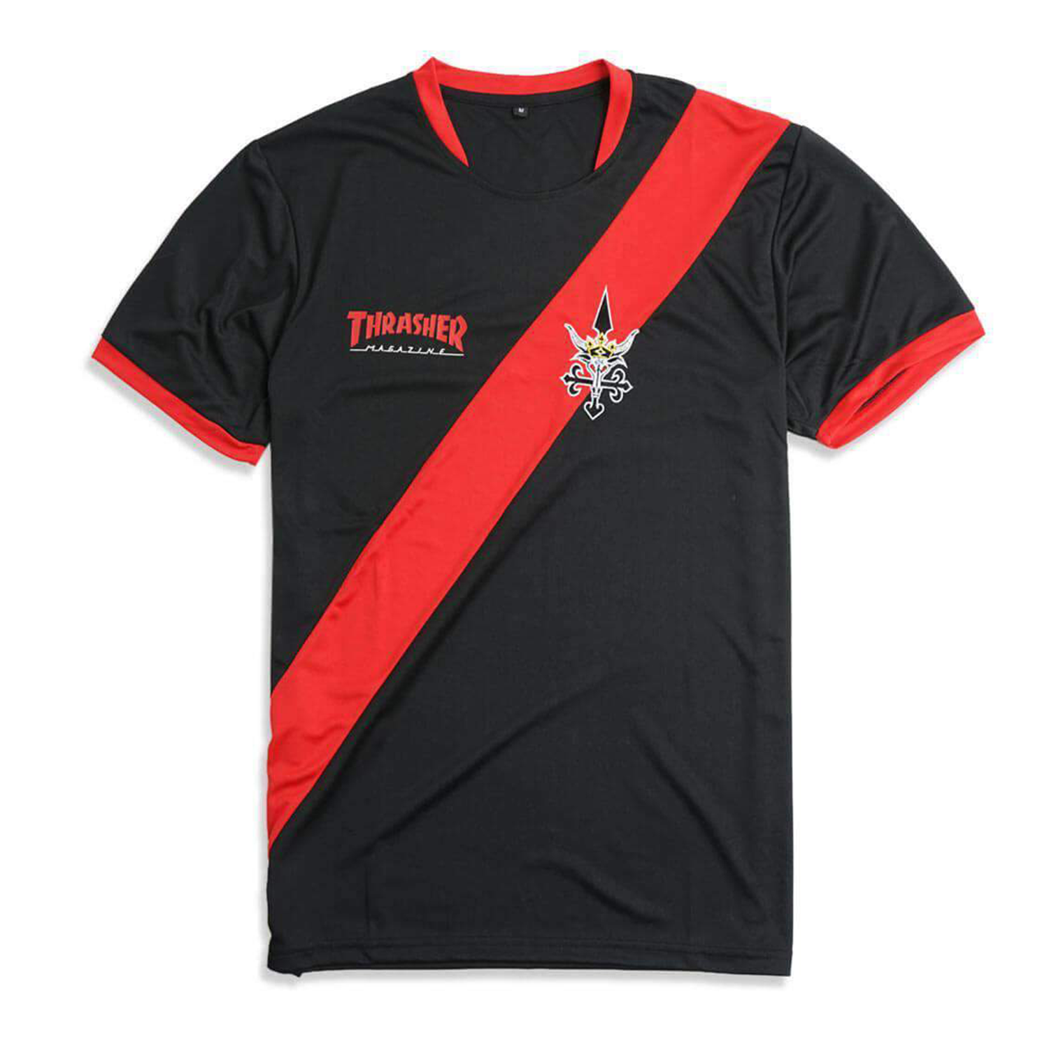 Polo Thrasher - Futbol