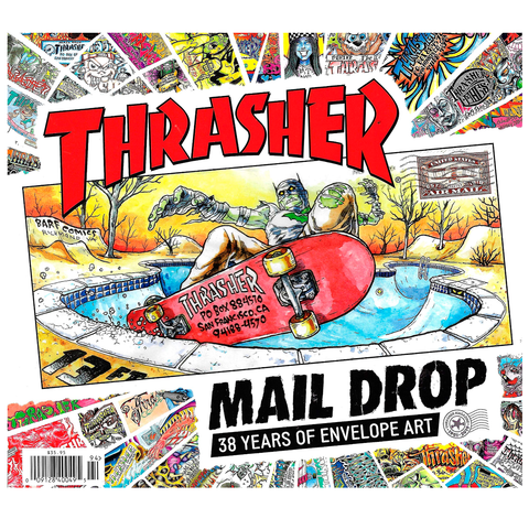 Libro Thrasher Mail Drop