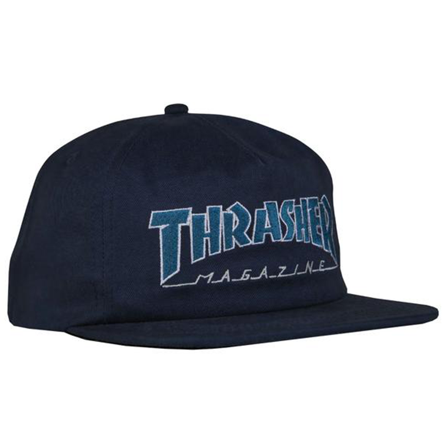 Gorra Thrasher Outlined Navy
