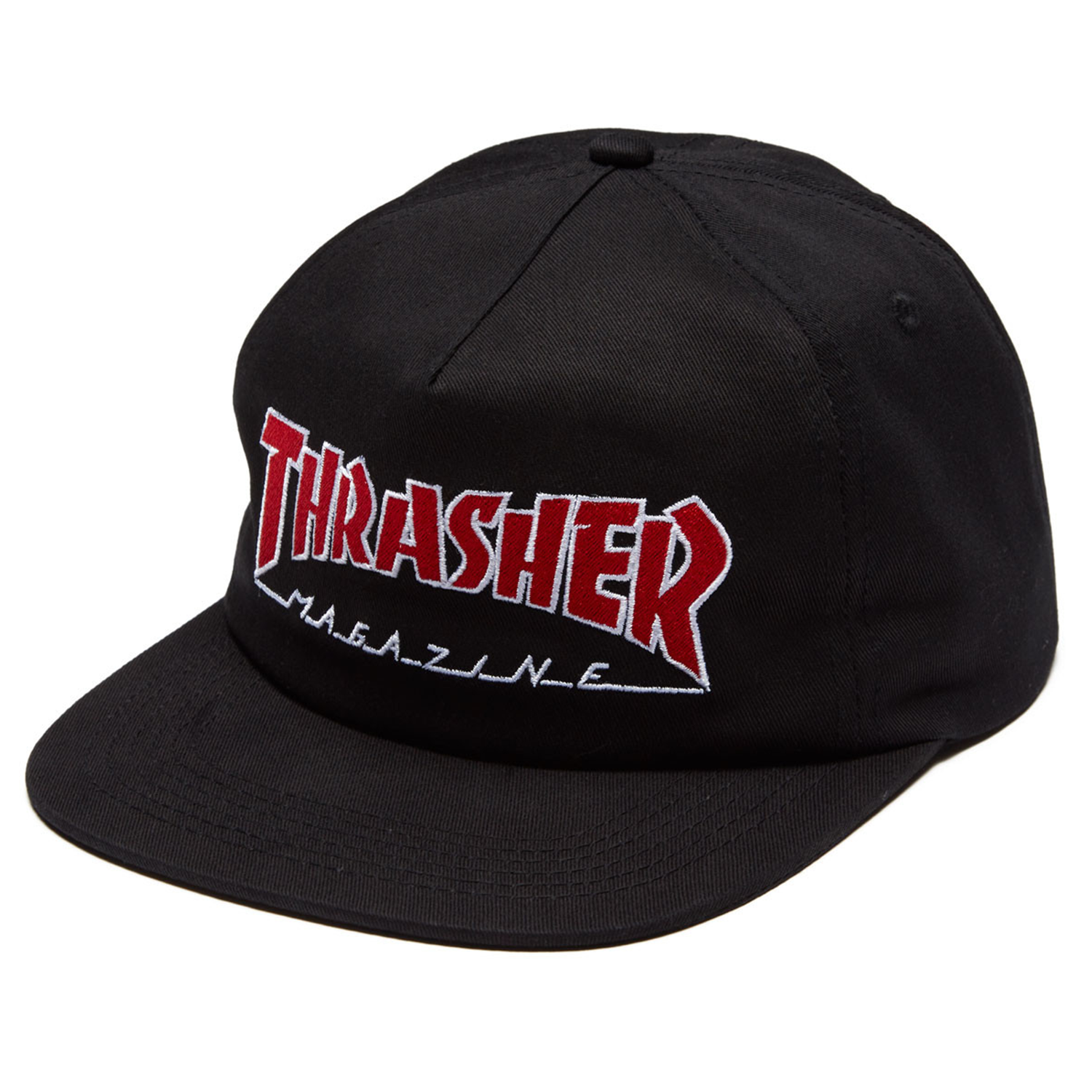 Gorra Thrasher - Outlined blk